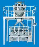 Empaquetadora vertical del flujo para los gránulos materiales