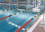 Linha de flutuação cordas do FL da pista da nadada para a piscina