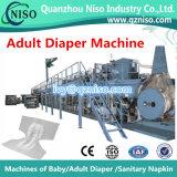Fábrica de máquina adulta en pleno rendimiento del pañal del control Lleno-Servo (CNK300-SV)