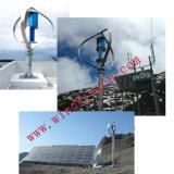 Generador de energía eólica de eje vertical 400W con Ce