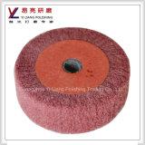 Het nylon Malen van de Klep van 12 Duim Bleekgeel voor het Schuurmiddel van het Blad
