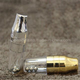 Dünnes leeres Lippenstift-Feder-Gefäß mit Schutzkappe (LT-11)