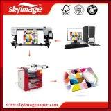 60cm * 90cm Lanyard Ribbon Lace Model Printing avec Roll Heat Press Machine