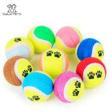 Multicolor Pelota de Tenis de mascotas perro de juguete Toy