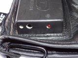 Электрическая перчатка ИМПа ульс для полиций с Анти--Вырезыванием (половинный перст)