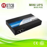 Poe 15V 24V 36W Mini-UPS mit Ausgabe Gleichstrom-9V/12V