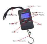 Pêche à la main miniature Mini Handy Hook Fishing Portable Digital Laggage Scale