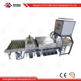 Verre horizontal Lavage et séchage de la machine avant de revêtement ou de l'impression