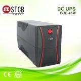 CCTV Poe 전력 공급 15V 24V Poe 산출을%s 가진 소형 DC UPS