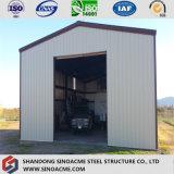 アフリカのための専門の軽い鉄骨構造の倉庫の研修会の製造業者