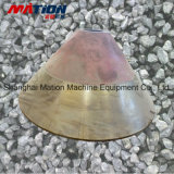 Alto piatto di usura dell'acciaio di manganese