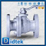 Didtekの低温学の低温のLcbの炭素鋼の浮遊球弁