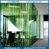 L'art verre décoratif Le verre trempé de vitraux en verre d'impression numérique