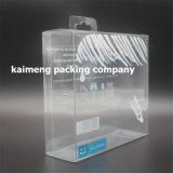 Heißer verkaufenart-Haustier-Raum-flacher Plastikkasten für iPad Verpackung mit Griff (flacher Plastikkasten)