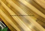 Multi Farben-Kontrast Irok Okan afrikanische Teakholz-festes Holz-Fußböden