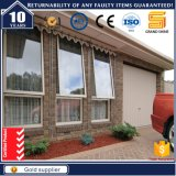 Ventana exterior de aluminio del toldo con el vidrio Tempered doble
