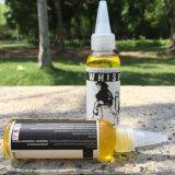 Populäre e-Flüssigkeit gebildet vom synthetischen Nikotin
