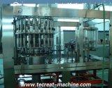 Máquina del relleno en caliente del jugo de la pulpa de la fruta de la botella de cristal