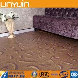 Preiswerter selbstklebender Teppich-Muster Belüftung-Vinylbodenbelag