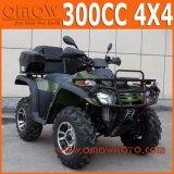 Bici barata del patio de la rueda de EPA 300cc 4X4 4