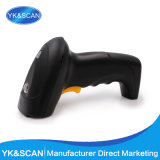 USB人間工学的および軽量デザインの手持ち型レーザーのバーコードのスキャンナー