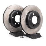 Disco automatico del freno verniciato il nero delle parti del freno & del freno