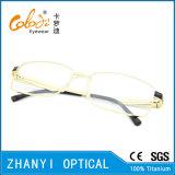 Bâti titanique en verre optiques de monocle de lunetterie de qualité (9405)