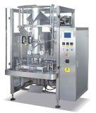 飲料水の液体ポンプ注入口が付いている自動包装機械