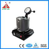 horno de inducción de fusión de plata del mini oro 1kg (JL-MF-1)