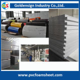 De PVDF Met een laag bedekte Bekleding van de Muur van het Comité van het Aluminium Samengestelde