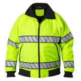 Куртки безопасности Scotchlite 3m оптовой ватки теплые отражательные