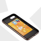 新製品の品質のめっきのハイブリッド革保護電話箱