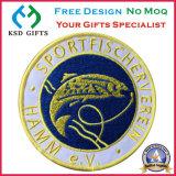 Accesorios de ropa de tejido popular /Parche bordado personalizado