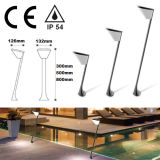 Алюминий пейзаж лампа 6 Вт 520lm (LED-GL001)