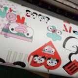 De alta calidad de la impresión personalizada Diseño del papel pintado de vinilo de pared