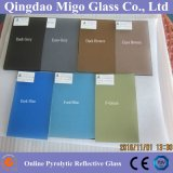 Revestimento off-line Reflective Glass / Soft Coated Glass