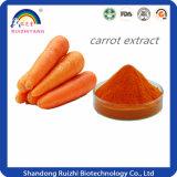 Extrait de raccord en caoutchouc d'extrait de centrale avec du bêta-carotène de 10%