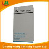 Impression colorée Estampe d'or Emballage alimentaire Boîte en papier pour accessoires de téléphone