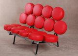 Cadeira Home atrativa do lazer do Marshmallow de Nelson da mobília