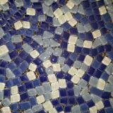 Плитка мозаики плитки мозаики самого последнего шестиугольного горячего Melt 2016 стеклянная стеклянная
