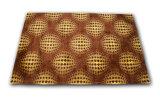 Mantas y alfombra del penacho hechas en China