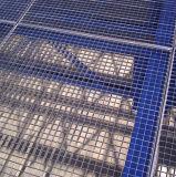 الصين صاحب مصنع يغلفن فولاذ حاجز مشبّك