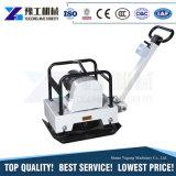 L'essence Mini hydraulique de la route de la plaque du rouleau compacteur vibrant pour excavatrice