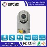 câmera de alta velocidade da rede PTZ de 2.0MP 20X CMOS IR HD