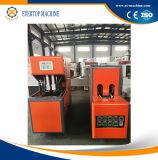 Máquina de sopro do frasco barato Semi automático