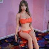 Silikon TPE-Erwachsen-Puppe der Cer-Bescheinigung-160cm realistische volle