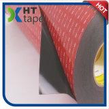 3m5925 Vhbテープ黒のアクリルの泡テープ