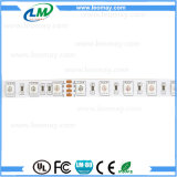 24V 14.4W SMD5050 Bande LED non imperméable à l'eau / bande LED LED flexible