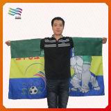 Bandierina nazionale del capo del poliestere di stampa di Digitahi per gli sport (HYFC-AF006)