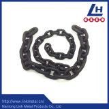 10mm En818-2 G80 schwarze Oxid-Link-Kette